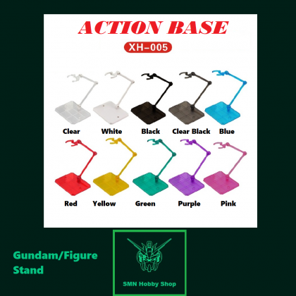 Tamashii Gundam/Figure Display Stand Action Base 1/144 - HG/RG (Gundam Stand)