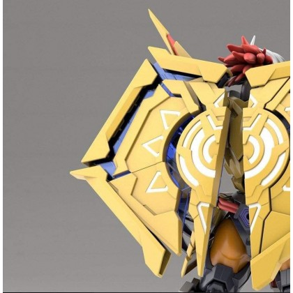 Figure-rise Standard Amplified Wargreymon Model Kit (Bandai)
