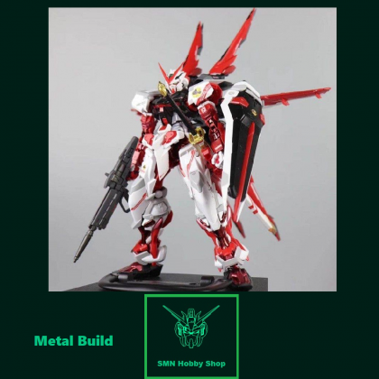 Metal Build 1/100 MB Gundam Astray Red Frame Flight Unit (MC Gundam)