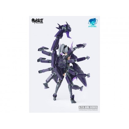 FAG 1/12 ATKGIRL Serqet Scorpion Armor Girl Model Kit (Eastern Model/E-Model)