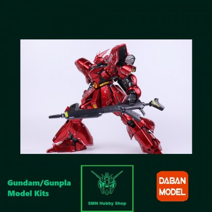 MG 1/100 Sazabi Ver Ka MSN-04 ver Metallic Coating (Daban Gundam)