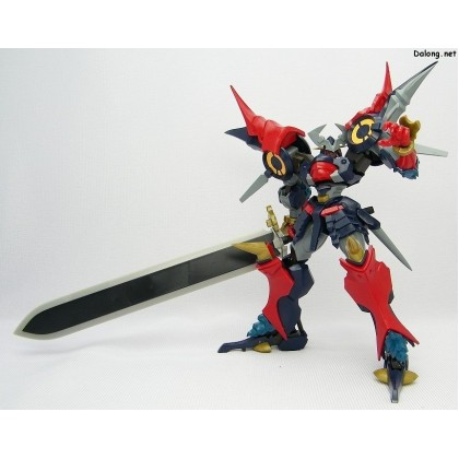 HG 1/144 Dygenguar Super Robot Wars [016] (BT Black Knight)